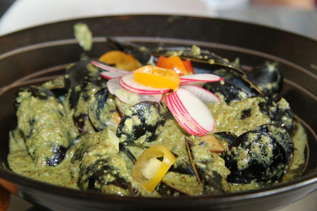 Mejillones, aka mussels