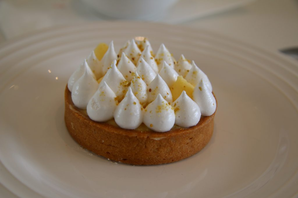 Perennial favorite - lemon tart