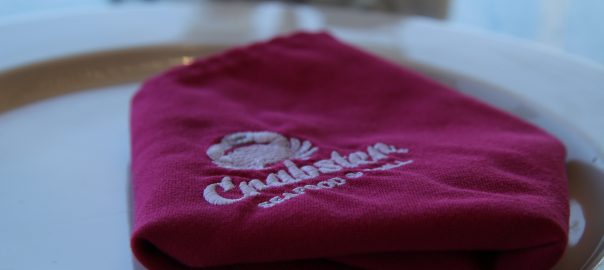 crabster photo, napkin